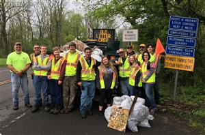 BGC, Inc. Participates in PennDOT's Adopt-A-Highway Cleanup For 22nd Straight Year