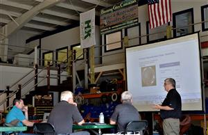 BGC, Inc.'s Water & Wastewater Services Team Receives Training From Weld-On & Raritan Pipe